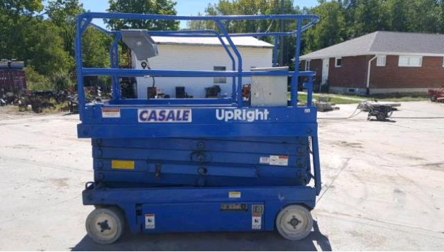 Where to find 32  Electric Scissor Lift, Wide in Clifton Park