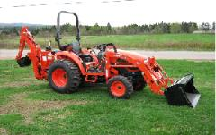 Where to rent LOADER BACKHOE, 4WD, 20HP DIESEL in Clifton Park NY