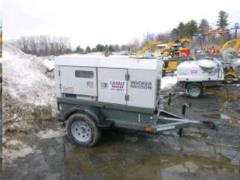 Used Equipment Sales GENERATOR, 25kVA TOW-BEHIND in Clifton Park NY