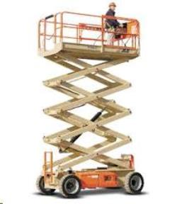 Rental store for 40  Electric Scissor Lift, 69  Wide in Clifton Park NY