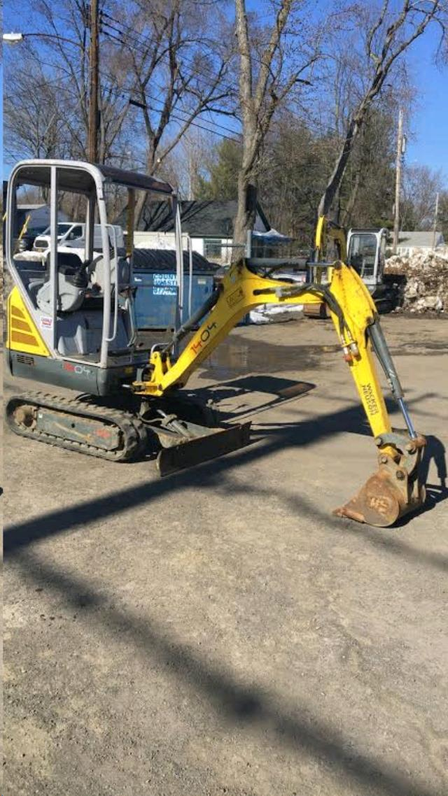 Where to find 2 TON MINI EXCAVATOR in Clifton Park
