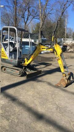 Used Equipment Sales 2 TON MINI EXCAVATOR in Clifton Park NY