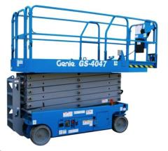Rental store for 40  Electric Scissor Lift, 47  Wide in Clifton Park NY