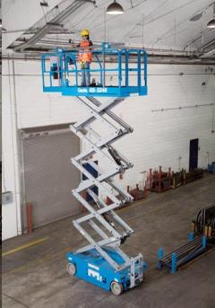 Rental store for 26  Electric Scissor Lift, Wide in Clifton Park NY