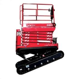 Rental store for 20  Tracked Scissor Lift, Gas Elecric in Clifton Park NY
