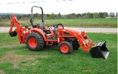Where to rent 4WD LOADER, DIESEL 35HP in Clifton Park NY