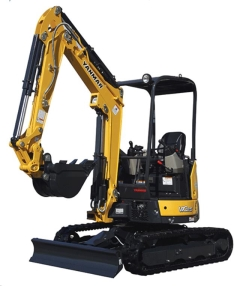 Where to rent 3 TON MINI EXCAVATOR in Clifton Park NY
