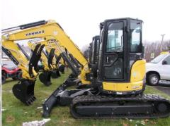 Where to rent 5 TON EXCAVATOR W  HYD THUMB in Clifton Park NY