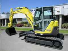 Where to rent 9 TON EXCAVATOR W  HYD THUMB in Clifton Park NY
