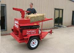 Rental store for STRAW BLOWER, TRLR MOUNTED in Clifton Park NY