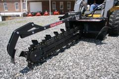 Rental store for Trencher 4 , Rock Chain SS Attach in Clifton Park NY