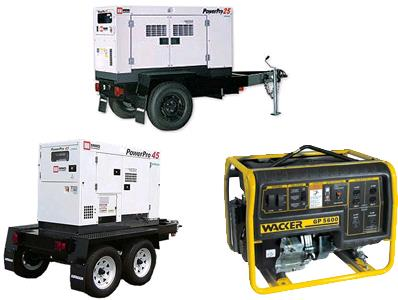 Generator Rentals in Colonie NY, Clifton Park, Westmere, Troy NY, Albany