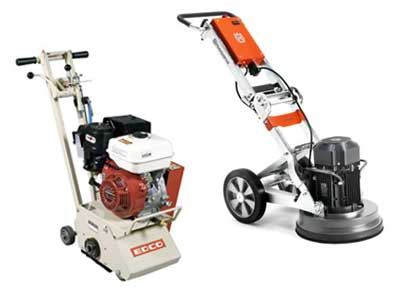 Rent Concrete Grinders And Polishers