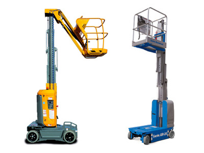 Rent Aerial Man Lifts