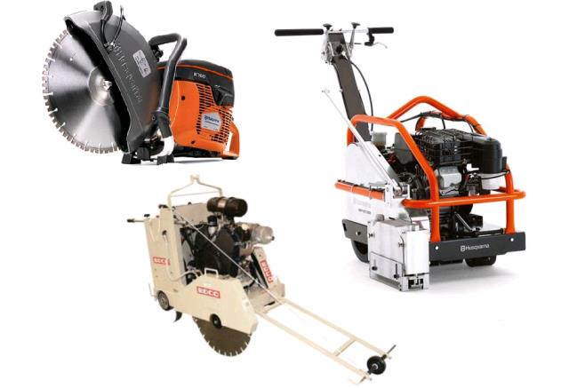 Saw & Cutting Equipment Rentals in Albany NY, Colonie NY, Clifton Park, Westmere, Troy NY