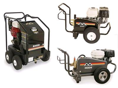 Rent Pressure Washers & Steamers