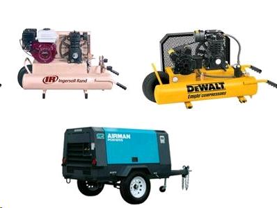 Rent Air Compressors & Equipment